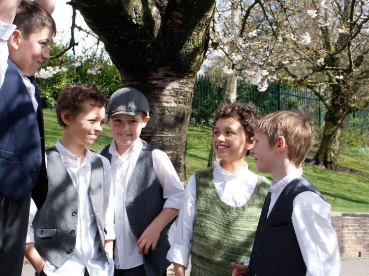 school workshops drama history