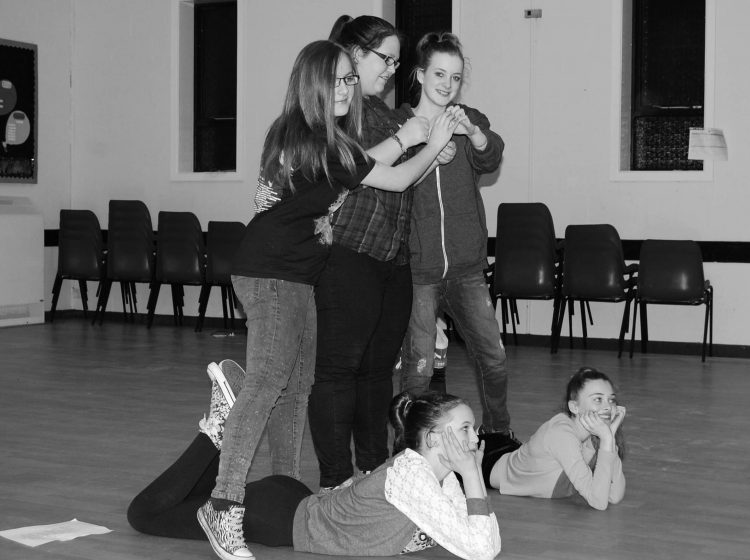 secondary school drama education workshops and scripts