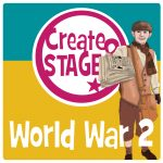 WW2 School Workshop. Create and Stage WW2 primary School workshop for KS2. Teach history through drama.